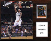 "NBA 12""x15"" Kemba Walker Charlotte Bobcats Player Plaque"