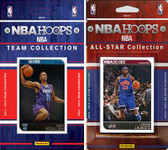 NBA Charlotte Hornets Licensed 2014-15 Hoops Team Set Plus 2014-15 Hoops All-Star Set