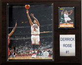 "NBA 12""x15"" Derrick Rose Chicago Bulls Player Plaque"