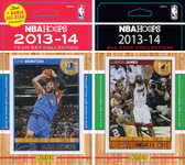 NBA Dallas Mavericks Licensed 2013-14 Hoops Team Set Plus 2013-24 Hoops All-Star Set