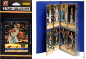 NBA Denver Nuggets Licensed 2010-11 Donruss Team Set Plus Storage Album