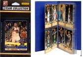 NBA Golden State Warriors Licensed 2010-11 Donruss Team Set Plus Storage Album
