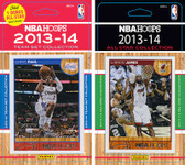 NBA Los Angeles Clippers Licensed 2013-14 Hoops Team Set Plus 2013-24 Hoops All-Star Set