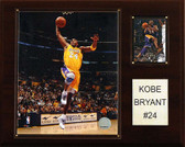 "NBA 12""x15"" Kobe Bryant Los Angeles Lakers Player Plaque"