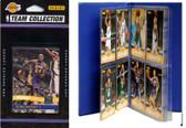 NBA Los Angeles Lakers Licensed 2010-11 Donruss Team Set Plus Storage Album