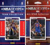 NBA Los Angeles Lakers Licensed 2014-15 Hoops Team Set Plus 2014-15 Hoops All-Star Set