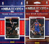 NBA Miami Heat Licensed 2014-15 Hoops Team Set Plus 2014-15 Hoops All-Star Set