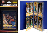 NBA Milwaukee Bucks Licensed 2010-11 Donruss Team Set Plus Storage Album