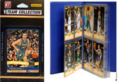 NBA Minnesota Timberwolves Licensed 2010-11 Donruss Team Set Plus Storage Album