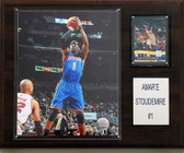 "NBA 12""x15"" Amar'e Stoudemire New York Knicks Player Plaque"