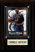 "NBA 4""x6"" Carmelo Anthony New York Knicks Player Plaque"