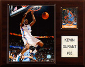 "NBA 12""x15"" Kevin Durant Oklahoma City Thunder Player Plaque"
