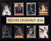 "NBA 12""x15"" Kevin Durant Oklahoma City Thunder 8-Card Plaque"