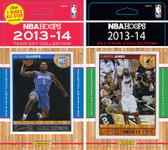 NBA Orlando Magic Licensed 2013-14 Hoops Team Set Plus 2013-24 Hoops All-Star Set
