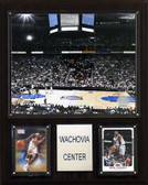 "NBA 12""x15"" Wachovia Center Arena Plaque"