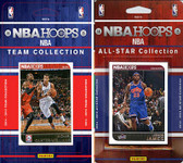 NBA Philadelphia 76ers Licensed 2014-15 Hoops Team Set Plus 2014-15 Hoops All-Star Set
