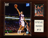 "NBA 12""x15"" Steve Nash Phoenix Suns Player Plaque"