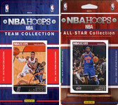 NBA Portland Trail Blazers Licensed 2014-15 Hoops Team Set Plus 2014-15 Hoops All-Star Set