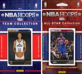 NBA Utah Jazz Licensed 2014-15 Hoops Team Set Plus 2014-15 Hoops All-Star Set