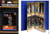 NBA Washington Wizards Licensed 2010-11 Donruss Team Set Plus Storage Album