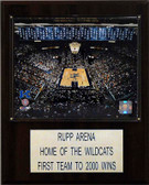 "NCAA Basketball 12""x15"" Rupp Arena Arena Plaque"