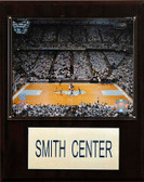 "NCAA Basketball 12""x15"" Smith Center Arena Plaque"