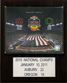 "NCAA Football 12""x15"" Auburn Tigers All-Time Greats"