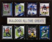"NCAA Football 12""x15"" Georgia Bulldogs All-Time Greats Plaque"