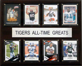 "NCAA Football 12""x15"" Missouri Tigers All-Time Greats Plaque"