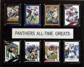 "NCAA Football 12""x15"" Pittsburgh Panthers All-Time Greats Plaque"