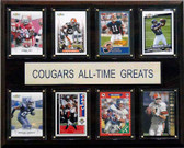 "NCAA Football 12""x15"" Washington State Cougars All-Time Greats Plaque"