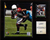 "NFL 12""x15"" Larry Fitzgerald Arizona Cardinals Player Plaque"