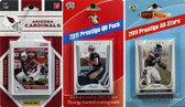 NFL Arizona Cardinals Licensed 2011 Score Team Set With Twelve Card 2011 Prestige All-Star and Quarterback Set