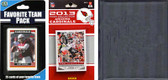NFL Arizona Cardinals Licensed 2013 Score Team Set and Favorite Player Trading Card Pack Plus Storage Album