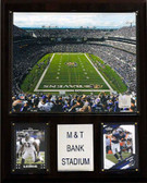 """NFL 12""""x15"""" M&T Bank Stadium Stadium Plaque"""