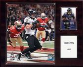 "NFL 12""x15"" Dennis Pitta Baltimore Ravens Player Plaque"