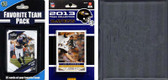 NFL Baltimore Ravens Licensed 2013 Score Team Set and Favorite Player Trading Card Pack Plus Storage Album