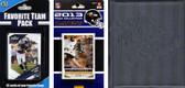 NFL Baltimore Ravens Licensed 2013 Score Team Set and Favorite Player Trading Card Pack Plus Storage Album