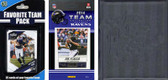 NFL Baltimore Ravens Licensed 2014 Score Team Set and Favorite Player Trading Card Pack Plus Storage Album