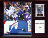 "NFL 12""x15"" Sammy Watkins Buffalo Bills Player Plaque"