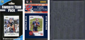 NFL Buffalo Bills Licensed 2010 Score Team Set and Favorite Player Trading Card Pack Plus Storage Album