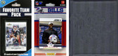NFL Buffalo Bills Licensed 2012 Score Team Set and Favorite Player Trading Card Pack Plus Storage Album