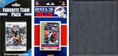 NFL Buffalo Bills Licensed 2013 Score Team Set and Favorite Player Trading Card Pack Plus Storage Album