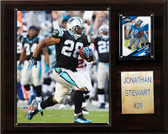 "NFL 12""x15"" Jonathan Stewart Carolina Panthers Player Plaque"