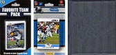 NFL Carolina Panthers Licensed 2012 Score Team Set and Favorite Player Trading Card Pack Plus Storage Album