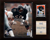 "NFL 12""x15"" Mike Singletary Chicago Bears Player Plaque"
