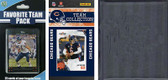 NFL Chicago Bears Licensed 2010 Score Team Set and Favorite Player Trading Card Pack Plus Storage Album
