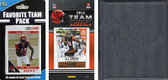 NFL Cincinnati Bengals Licensed 2014 Score Team Set and Favorite Player Trading Card Pack Plus Storage Album