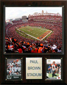 "NFL 12""x15"" Paul Brown Stadium Stadium Plaque"