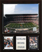 "NFL 12""x15"" Cleveland Browns Stadium Plaque"